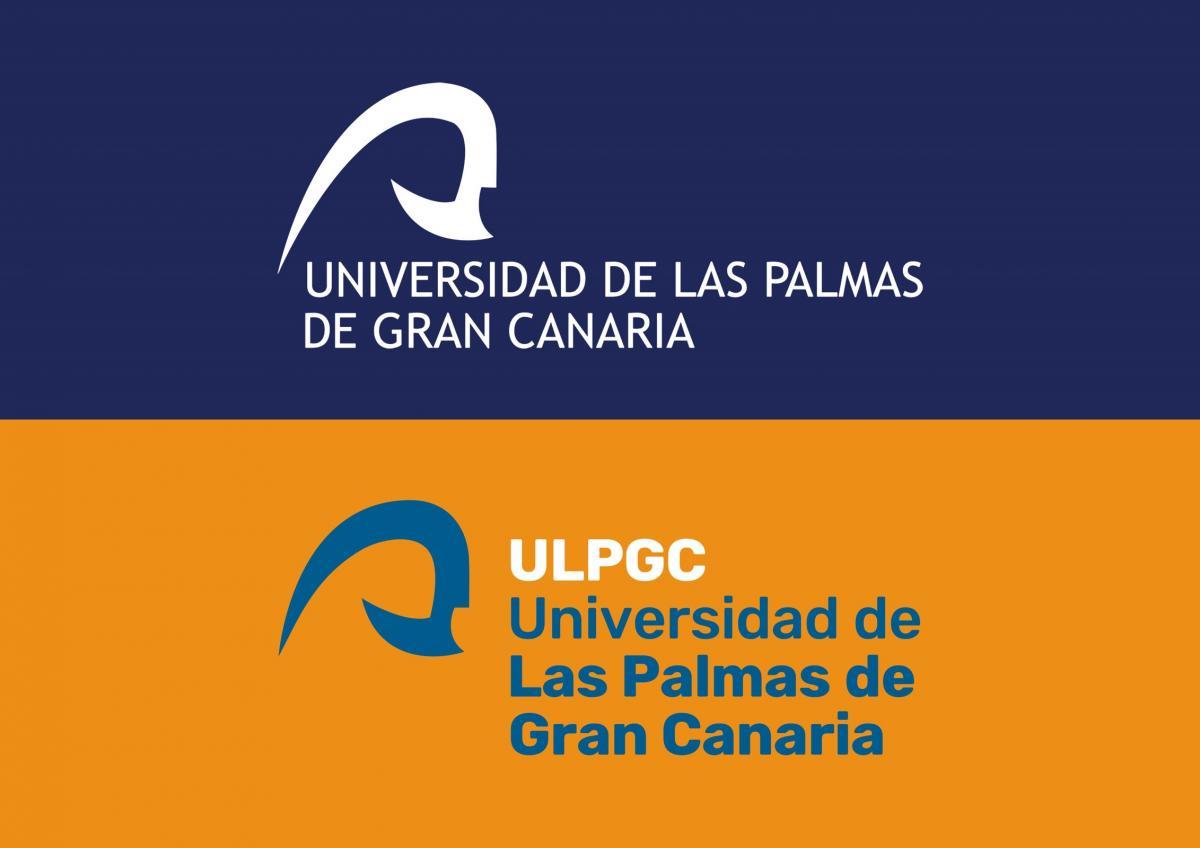 Imagen del logo actual (imagen superior) y el nuevo logosímbolo de la ULPGC (imagen inferior)