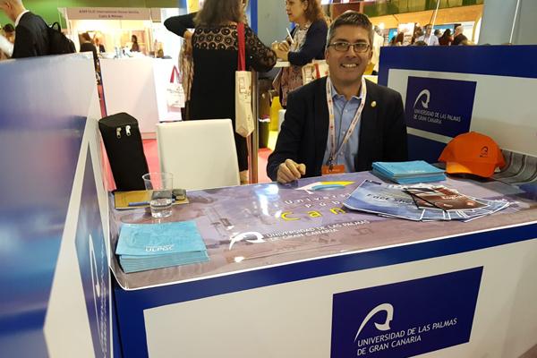 Richard Clouet asiste al 30º aniversario del programa Erasmus en España