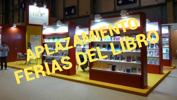 Aplazadas varias Ferias del Libro donde iba a participar el Servicio de Publicaciones y Difusión Científica de la ULPGC