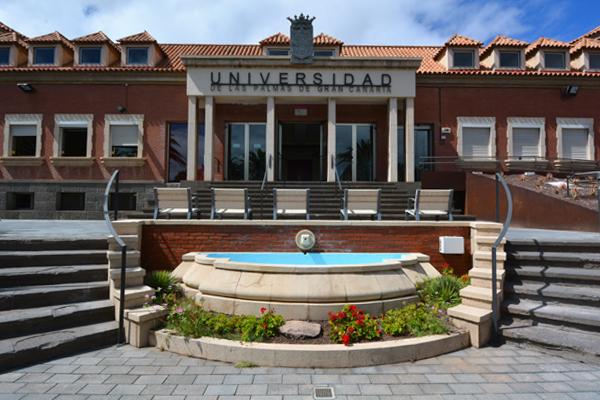 Imagen de archivo del edificio de La Granja, donde se imparten los Programas Formativos Especiales en Gran Canaria