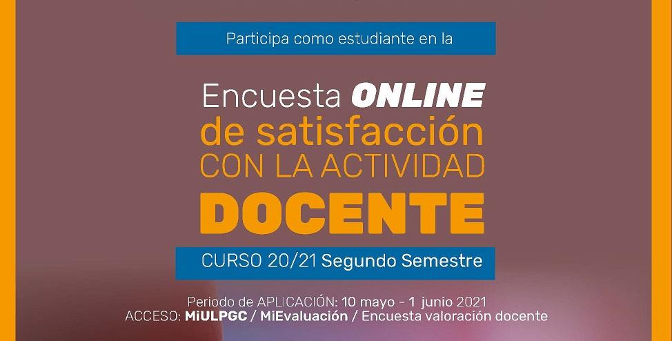 Imagen Encuenta Online Segundo Semestre