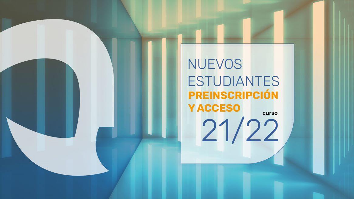 Imagen Preinscripción y acceso curso 21/22