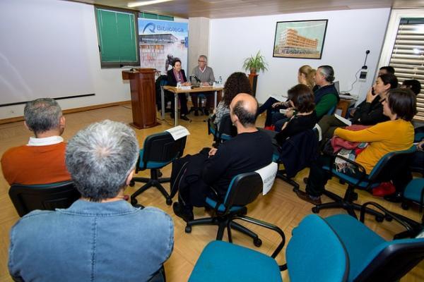 La Vicerrectora de Comunicación, Calidad y Coordinación Institucional fue la encargada de inaugurar el encuentro