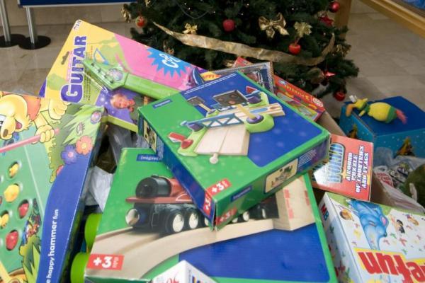 Imagen de archivo de la Campaña de Navidad en la ULPGC