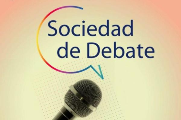 Cartel de la Sociedad de Debate de la ULPGC