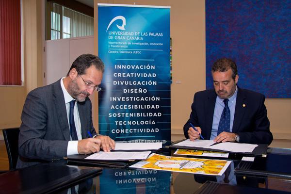 I Concurso Cátedra Telefónica de la Universidad de Las Palmas de Gran Canaria