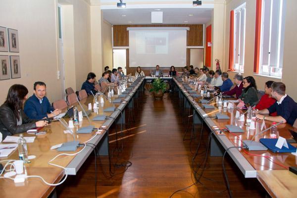 Imagen de la sesión del Consejo de Gobierno del 21 de marzo de 2018