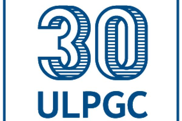 Logo conmemorativo del 30 Aniversario