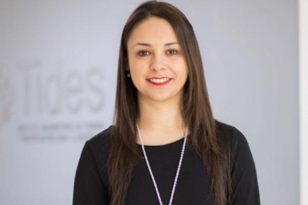 Arminda Almeida, autora principal del artículo