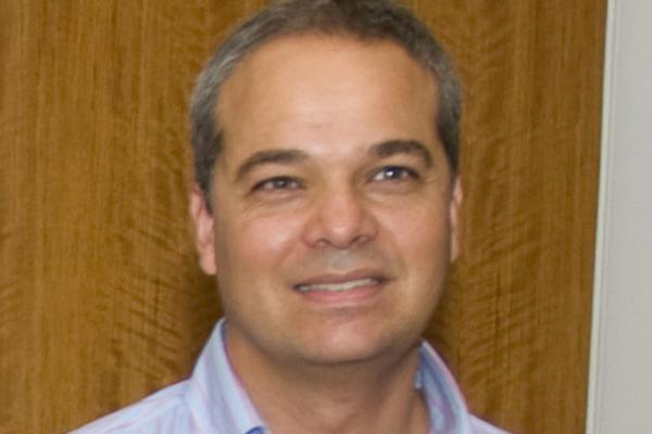 El investigador Sergio Moreno