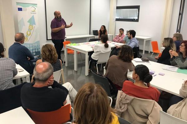 Imagen del Workshop celebrado en el Campus de Tafira