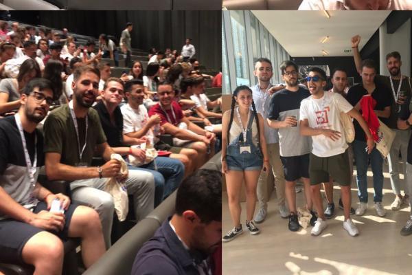 Un grupo de 10 estudiantes de la ULPGC participa en el Explorer Day internacional en Coimbra (Portugal)
