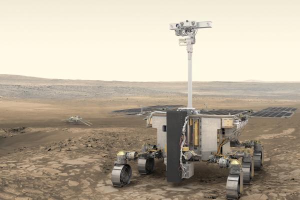 En la carrera espacial hacia Marte